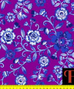 telas-estampado-diseño-flores-estampados-porras
