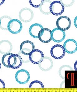 telas-diseño-circulos-estampados-porras